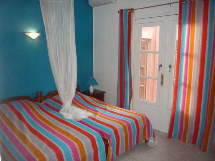 Location de vacances - Villa à Saly - Chambre 3