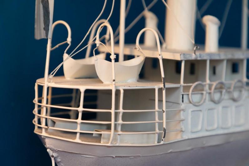 Location de vacances - Appartement à Binic - Gîte de charme dans le port de Binic Etables sur mer