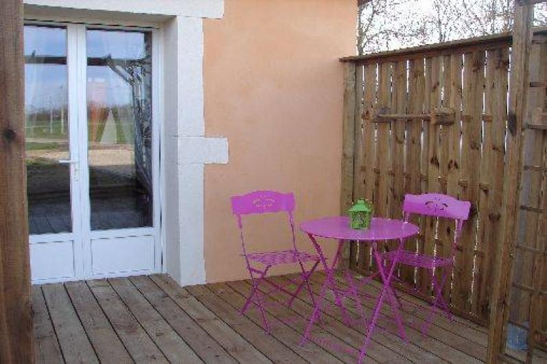 Location de vacances - Gîte à Saint-Trivier-sur-Moignans