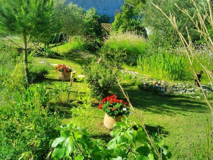 Location de vacances - Maison - Villa à Cheval-Blanc - le refuge des oiseaux de toutes sortes