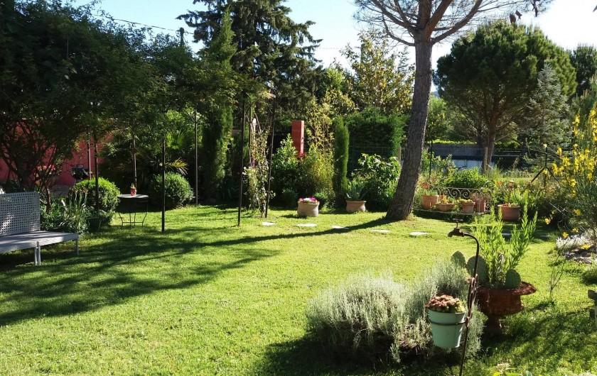 Location de vacances - Maison - Villa à Cheval-Blanc - bucolique