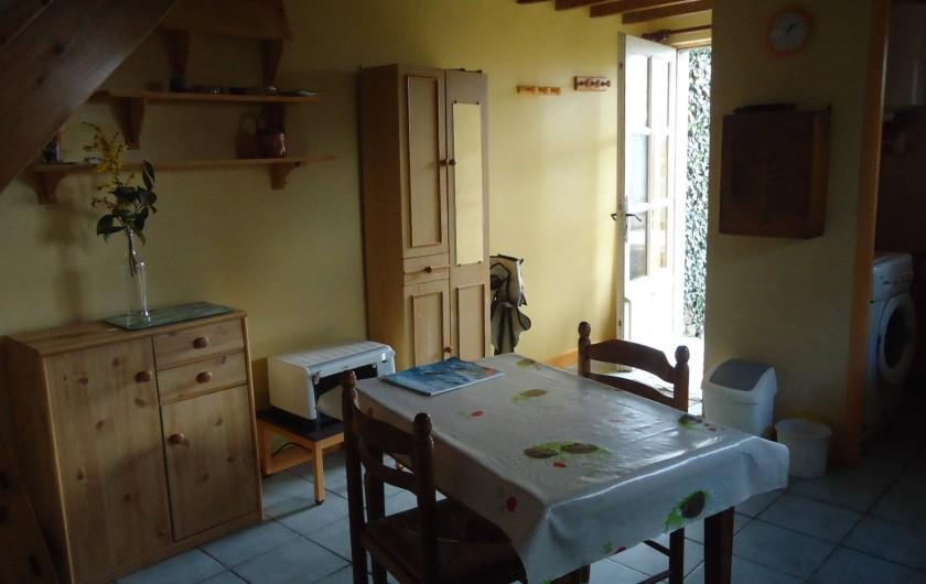 Location de vacances - Maison - Villa à Guilberville - l'entrée