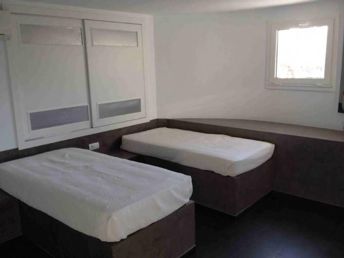 Location de vacances - Villa à L'Ametlla de Mar - studio 3 lits