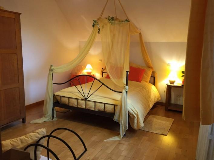 Location de vacances - Chambre d'hôtes à Saint-Vigor - La Roue