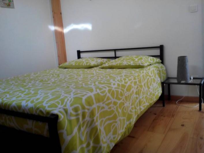 Location de vacances - Maison - Villa à Arcachon - chambre 2    lit 140