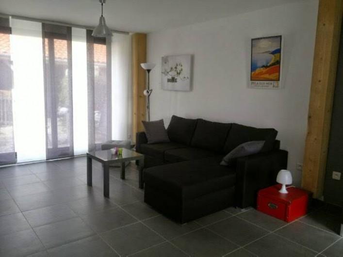 Location de vacances - Maison - Villa à Arcachon - séjour
