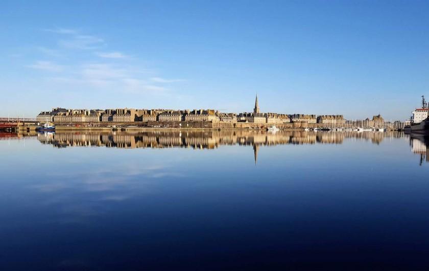 Location de vacances - Appartement à Cancale - St Malo