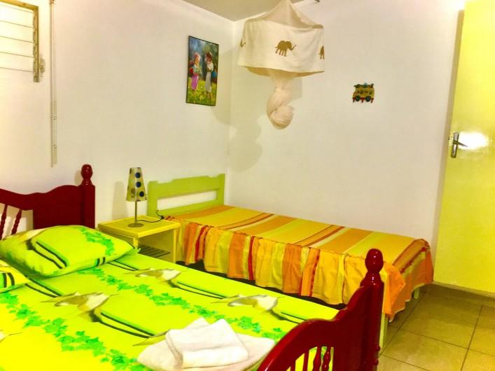 Location de vacances - Villa à Douville - Chambre 2