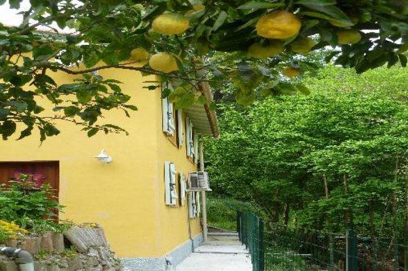 Location de vacances - Maison - Villa à Menton