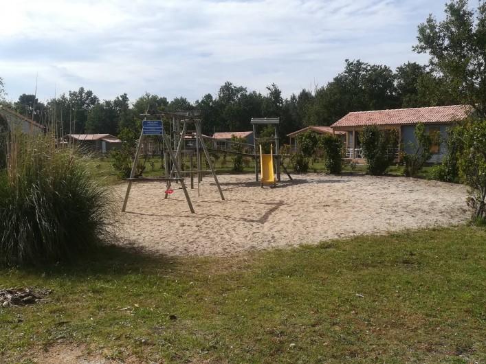 Location de vacances - Chalet à Hourtin