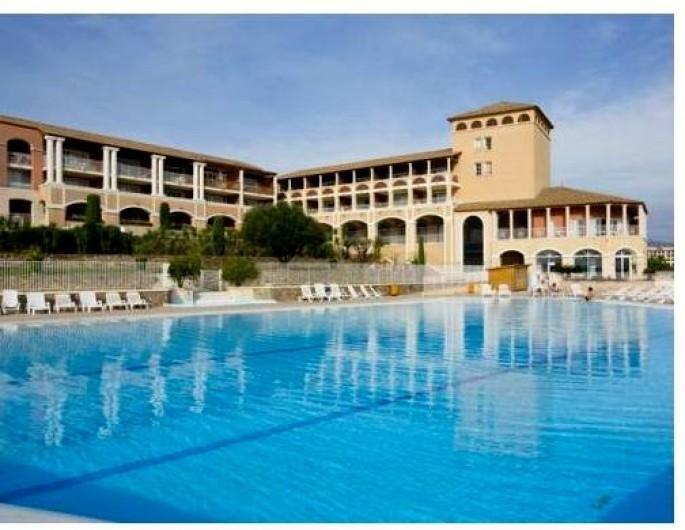 Location de vacances - Appartement à Agay - Résidence vue de la picine
