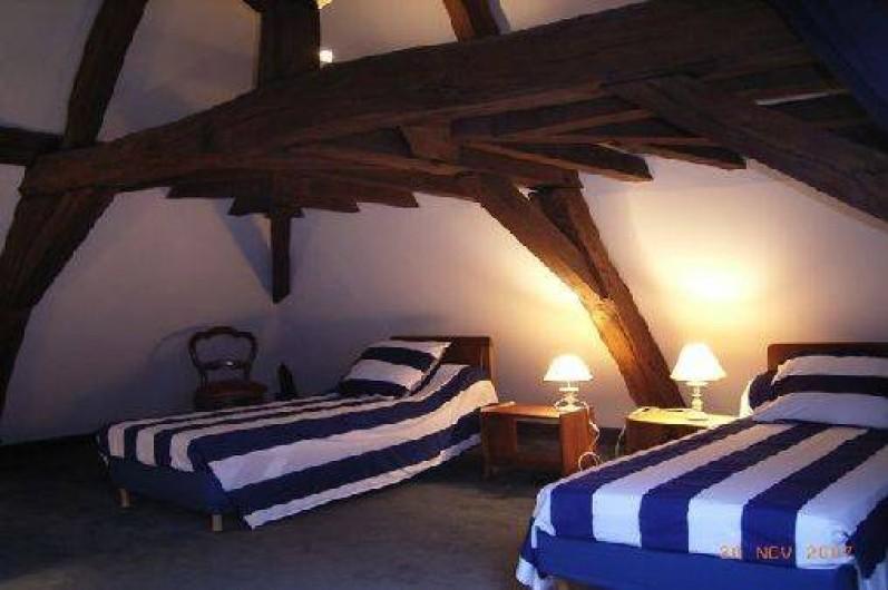 Location de vacances - Gîte à Buxy