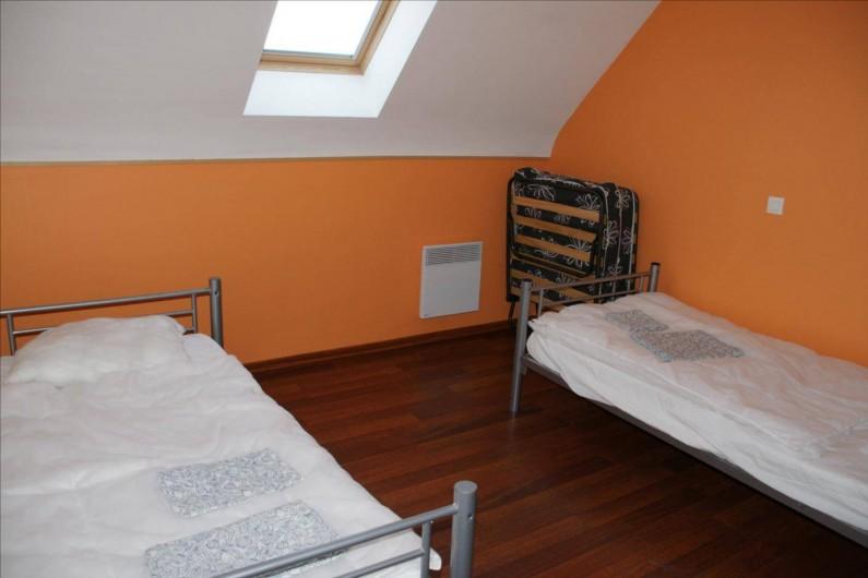 Location de vacances - Maison - Villa à Wimereux - chambre n°3 enfants-adolescent