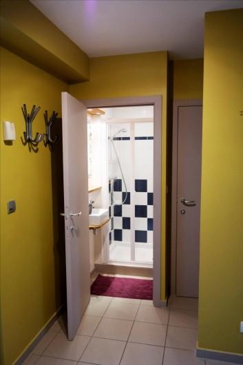 Location de vacances - Maison - Villa à Wimereux - salle d'eau