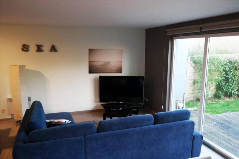 Location de vacances - Maison - Villa à Wimereux - salon