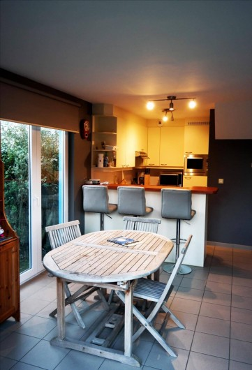 Location de vacances - Maison - Villa à Wimereux - cuisine