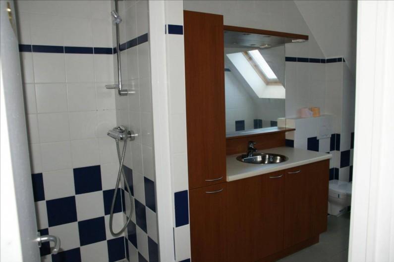 Location de vacances - Maison - Villa à Wimereux - salle de bain