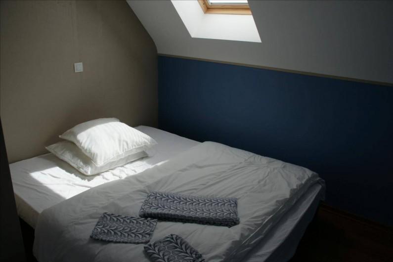 Location de vacances - Maison - Villa à Wimereux - chambre d'amis n°2