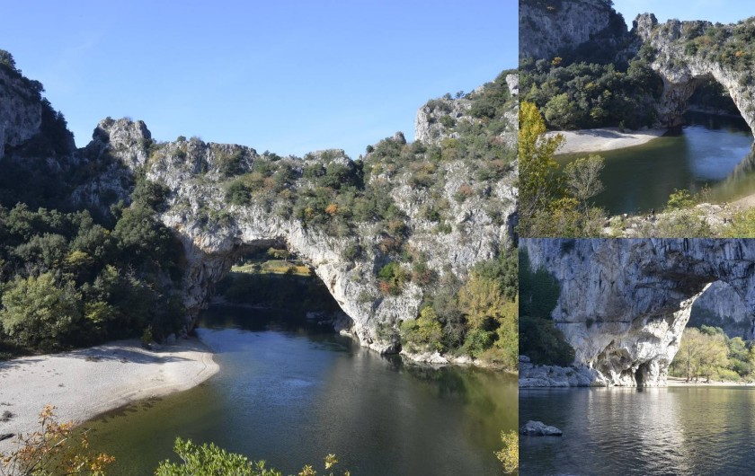 Location de vacances - Maison - Villa à Grospierres - Vallon Pont d'Arc