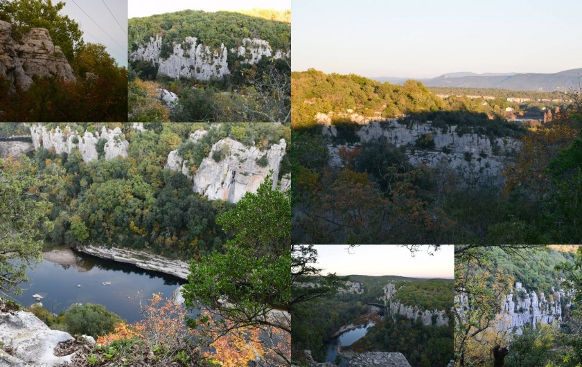 Location de vacances - Maison - Villa à Grospierres - Bois de Paölive