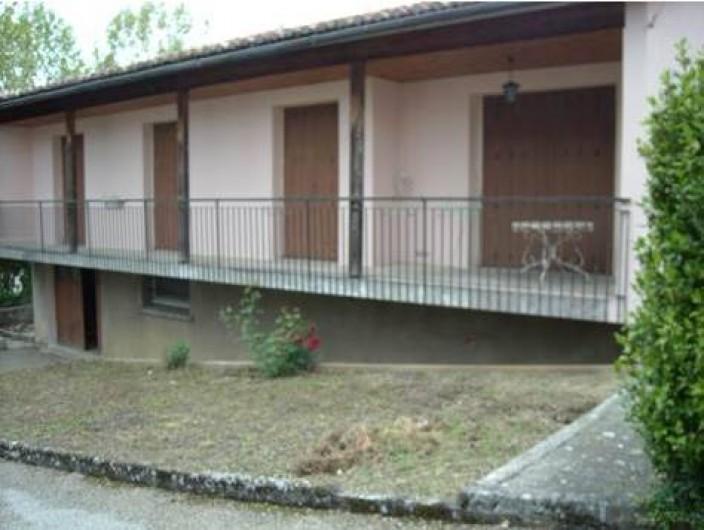 Location de vacances - Villa à Chalabre