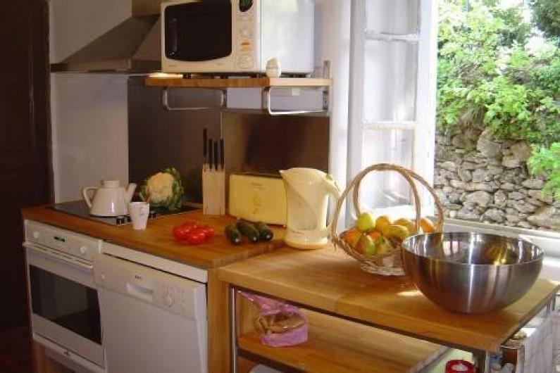 Location de vacances - Maison - Villa à Rapale - Cuisine