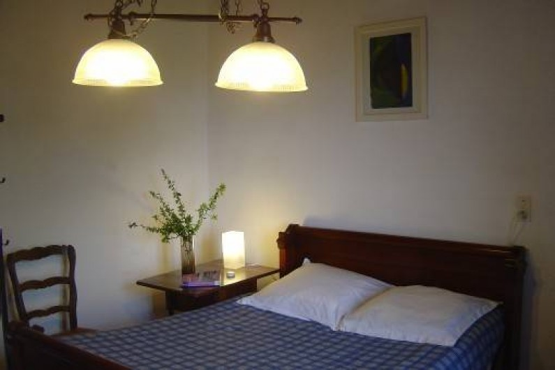 Location de vacances - Maison - Villa à Rapale - Chambre adultes 1