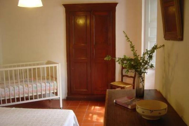 Location de vacances - Maison - Villa à Rapale - Chambre adultes 2