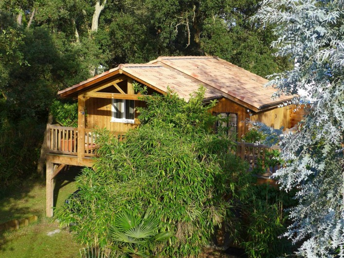 Location de vacances - Chalet à Labenne-Océan