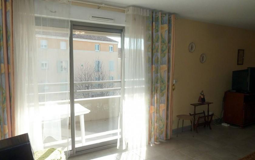 Location de vacances - Appartement à Monteux
