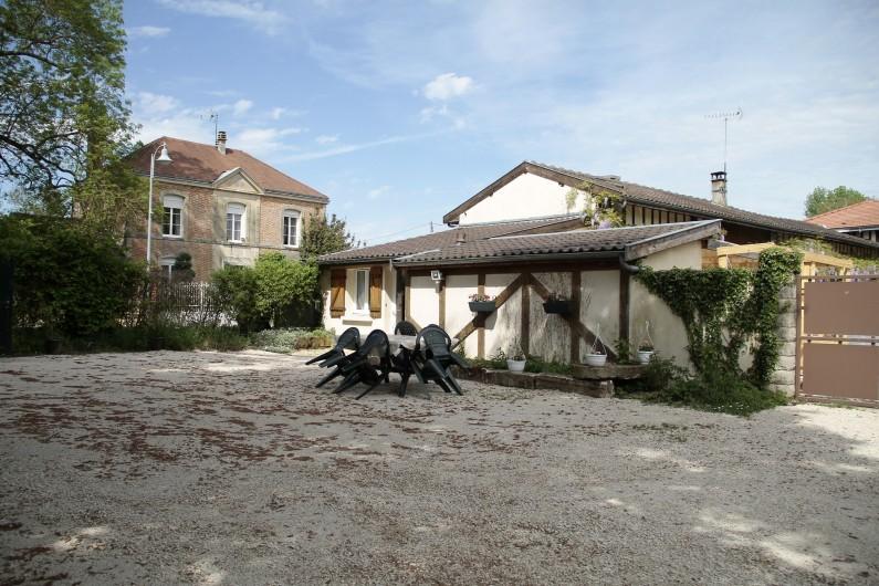 Location de vacances - Gîte à Isle-sur-Marne