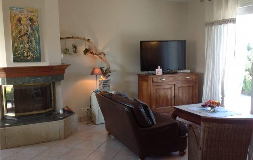 Location de vacances - Maison - Villa à Loguivy - Salon