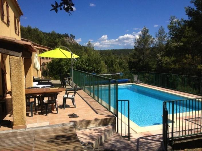 Location de vacances - Villa à Vins-sur-Caramy