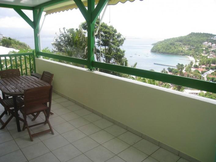 Location de vacances - Gîte à Les Trois-Îlets