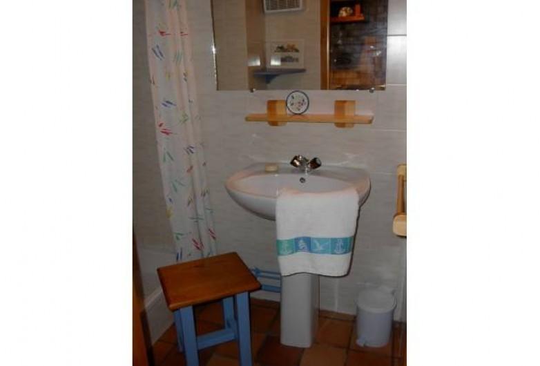 Location de vacances - Maison - Villa à Viella - Salle d'eau