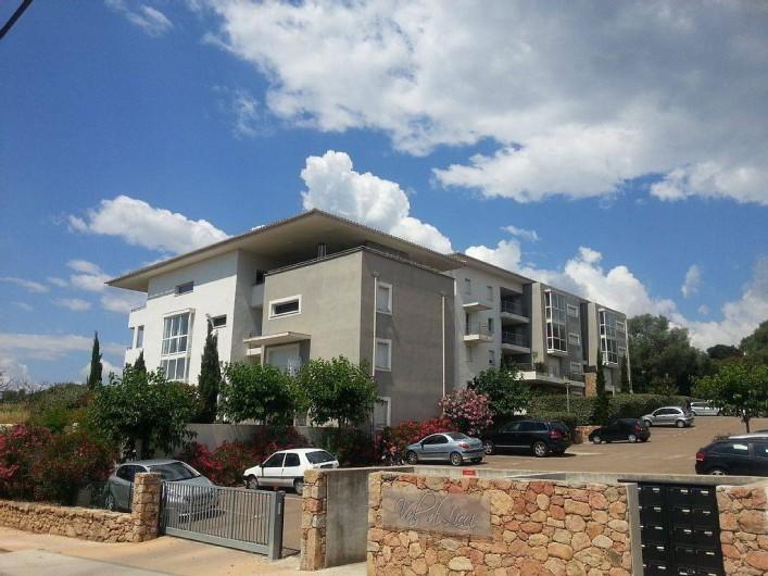 Location de vacances - Appartement à Porto-Vecchio - Résidence VAL DI LICCI