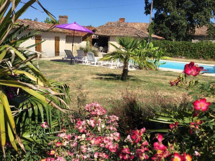 Location de vacances - Gîte à Échourgnac