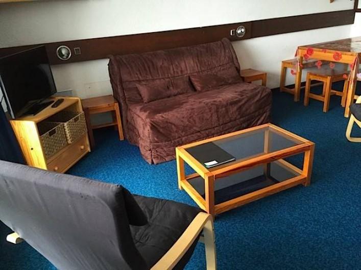 Location de vacances - Appartement à Taninges - Salon