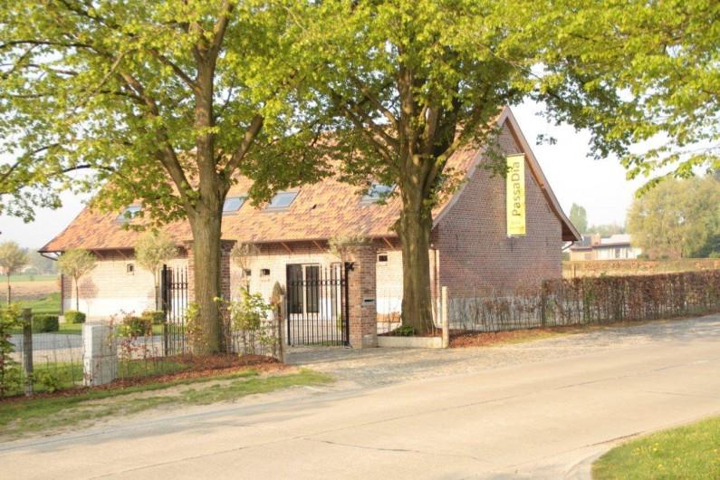 Location de vacances - Chambre d'hôtes à Zwevegem - Chambre Olijf