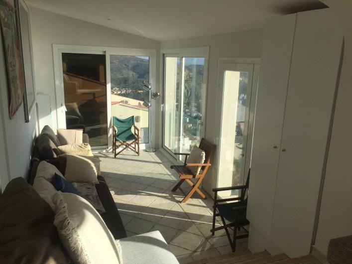 Location de vacances - Villa à Roses - trois chambres à coucher avec vues sur mer parc naturel et montagne
