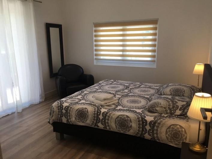 Location de vacances - Villa à Aigues-Vives - Bedroom