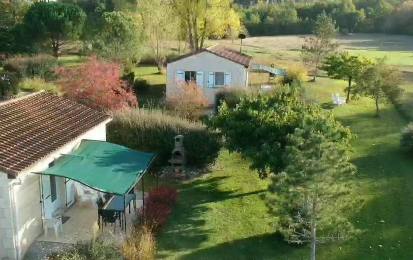 Location de vacances - Gîte à Salviac - Vue panoramique