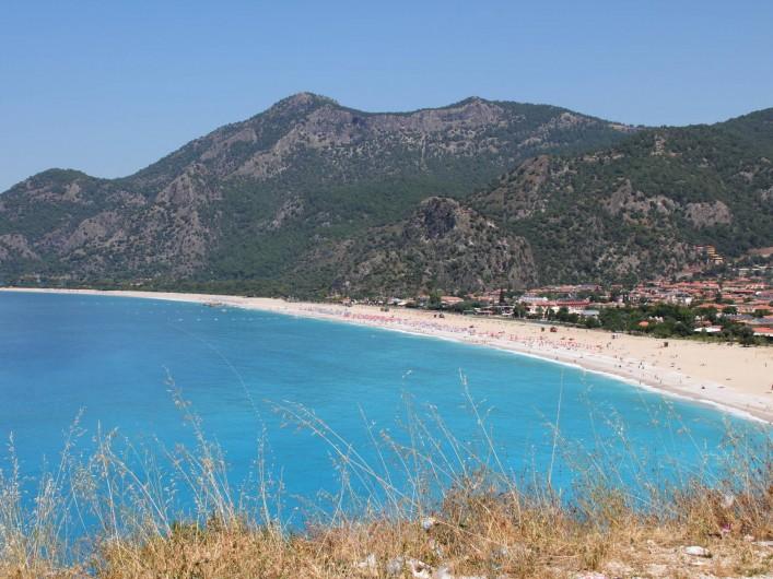 Location de vacances - Appartement à Fethiye - Choix de sublimes plages dans les environs