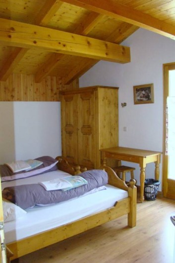 Location de vacances - Chalet à Saint-Martin-de-Belleville