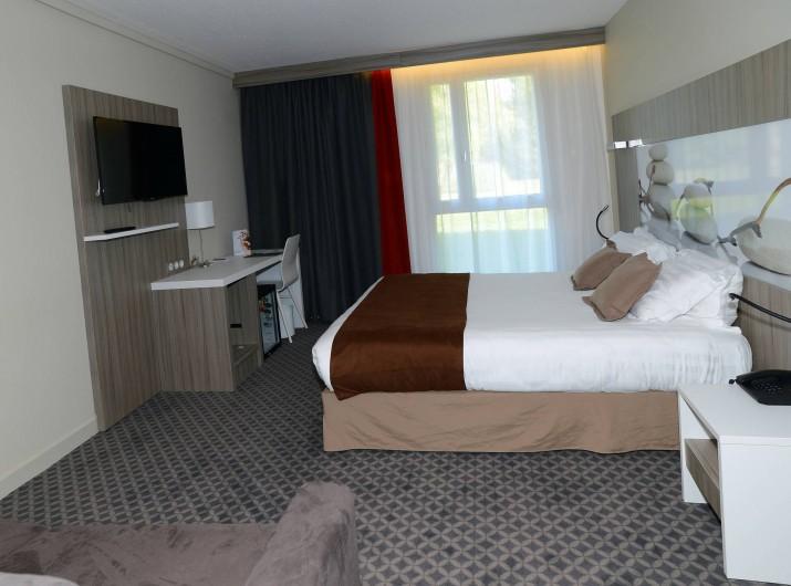Location de vacances - Hôtel - Auberge à Thiers - Chambre familiale