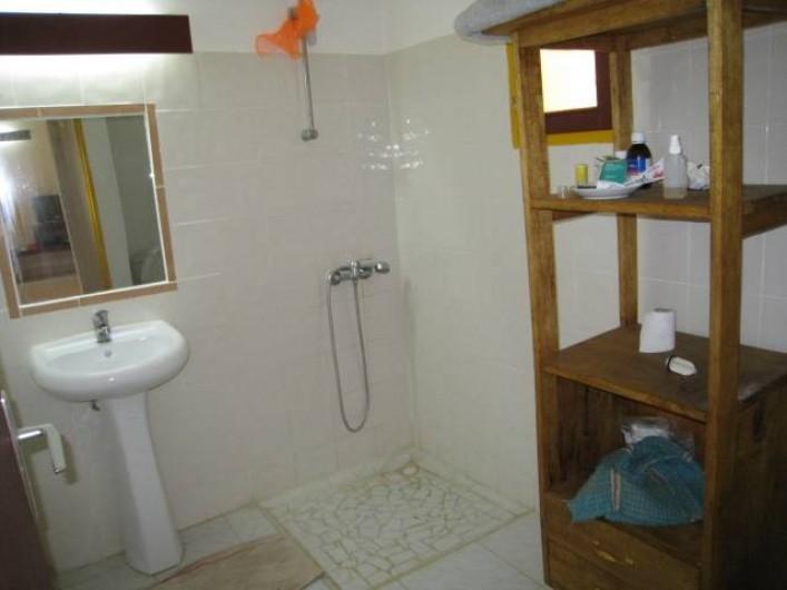 Location de vacances - Appartement à Somone - Salle d'eau
