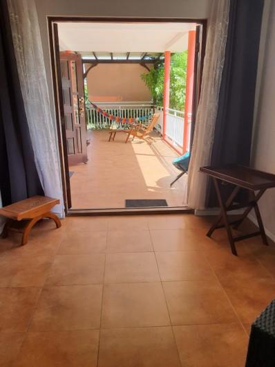 Location de vacances - Villa à Petit Bourg - CHAMBRE PRUNE