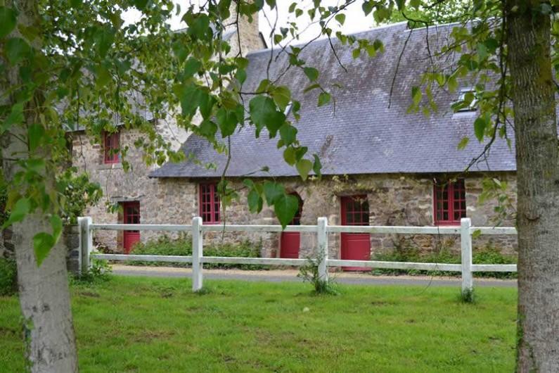 Location de vacances - Gîte à La Baconnière