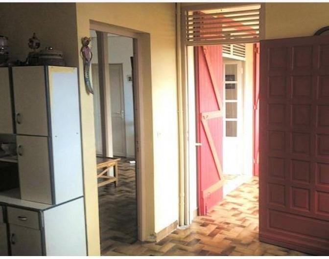Location de vacances - Appartement à Deshaies - De la cuisine à la terrasse MONTANA