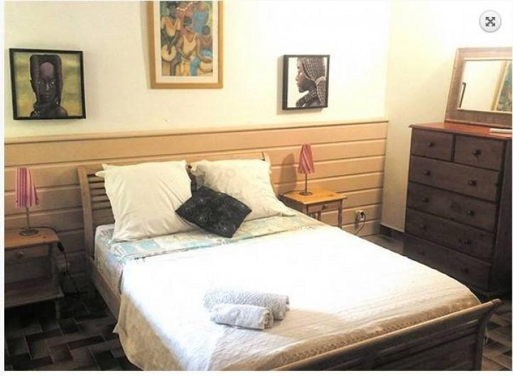 Location de vacances - Appartement à Deshaies - Chambre 1 MONTANA